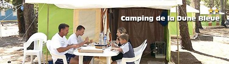 Camping De La Dune Bleue Prévisions Météo à 15 Jours